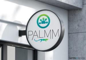 Palmm-logo